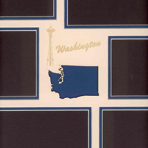 Washington State Mat