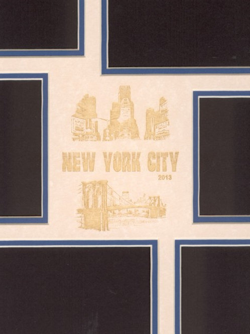 New York City Mat