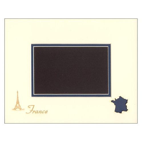 France Memories Mat