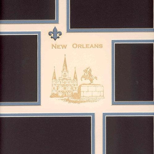 New Orleans Mat