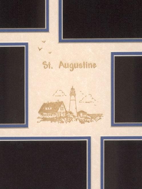 St. Augustine Mat