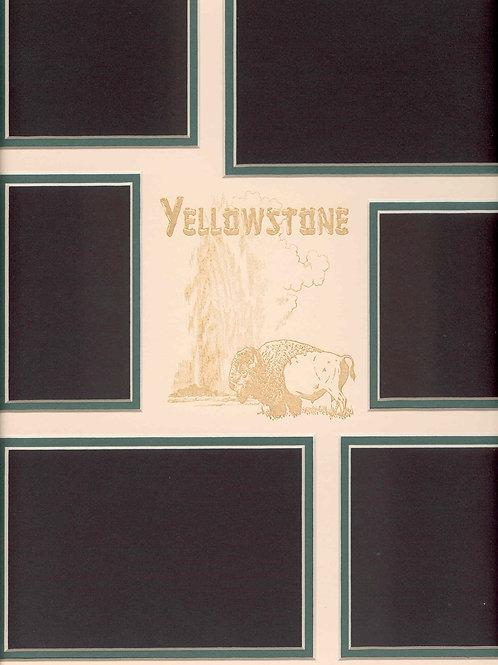 Yellowstone Mat