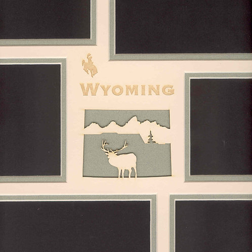 Wyoming Mat