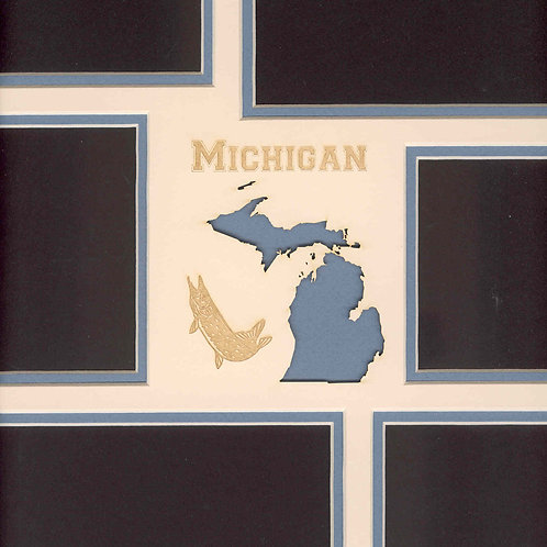 Michigan Mat