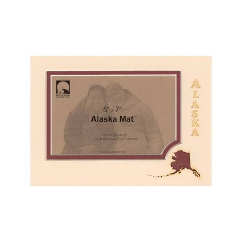 """5""""x7"""" Alaska Mat"""