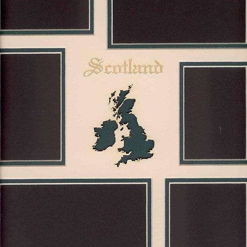 Scotland Mat