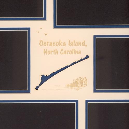 Ocracoke Island Mat