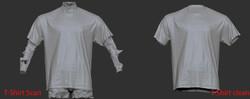 T-Shirt  Scan