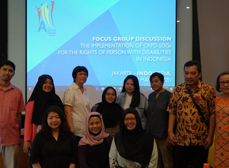 FOCUS GROUP DISCUSSION IN JAKARTA