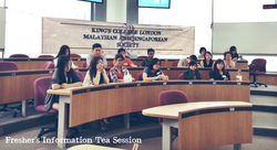 Informative Tea Session