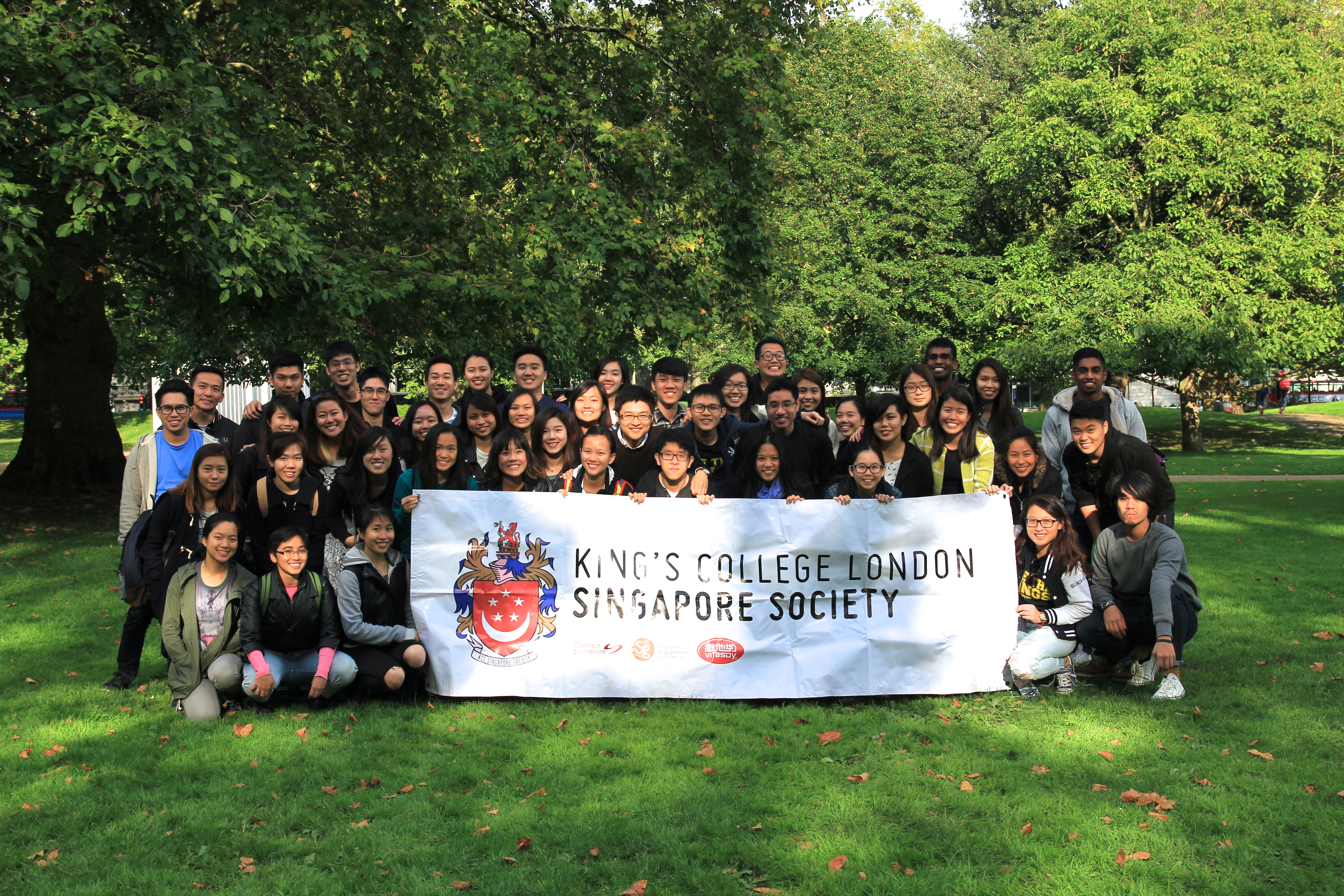 London Orientation 2015