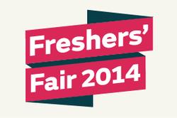 Fresher's Fair 2014