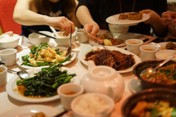 Chinese New Year Dinner 2018