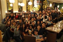 Hari Raya Dinner 2017