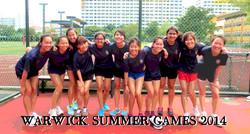Warwick Summer Games 2014