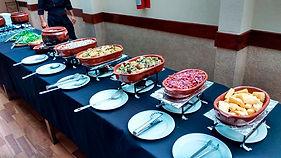 buffet sertanejo em domicilio