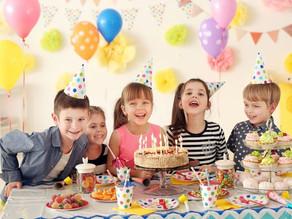 Como organizar uma festa de aniversário