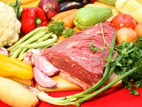 Os benefícios da culinária brasileira.