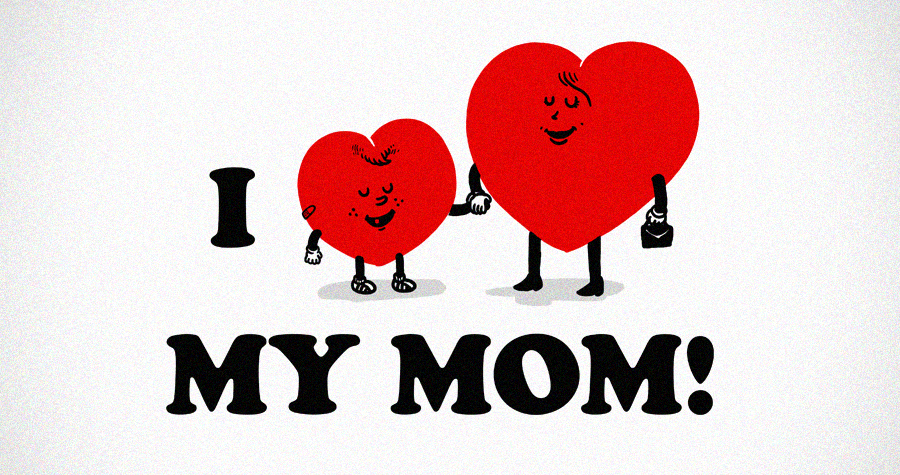 image about I Mom titled 5/12 I take pleasure in my Mother!