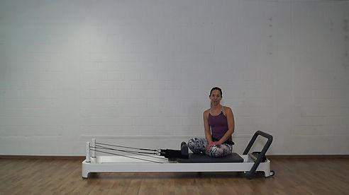 Pilates Reformer Erklärung zum Gerät