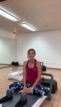 Testimonial Training Urdorf Pilates Refomer