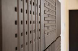 防音壁が各部屋に設置してあります。