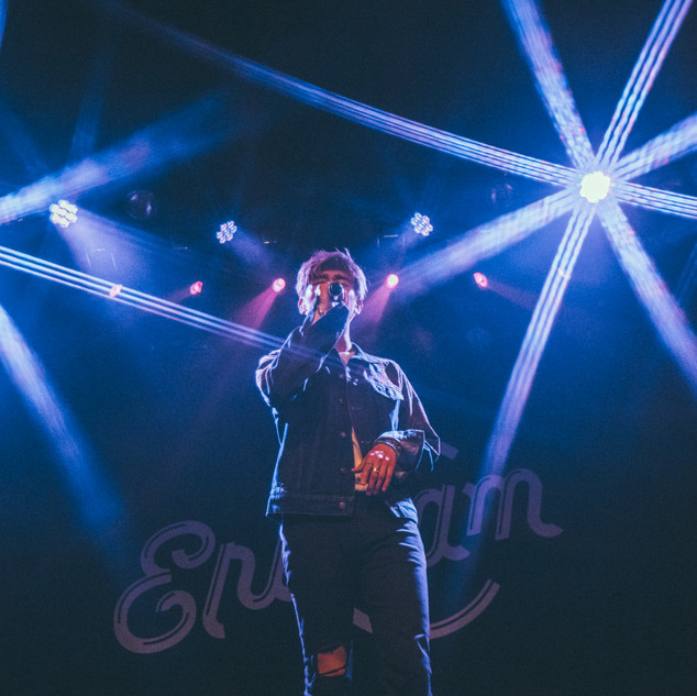 Eric Nam - Honestly Tour 2018