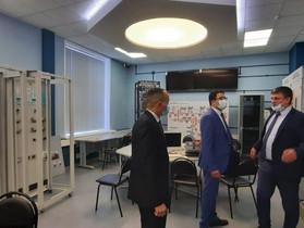 20 июля 2021 года: Встреча в Московском Энергетическом Институте (МЭИ)