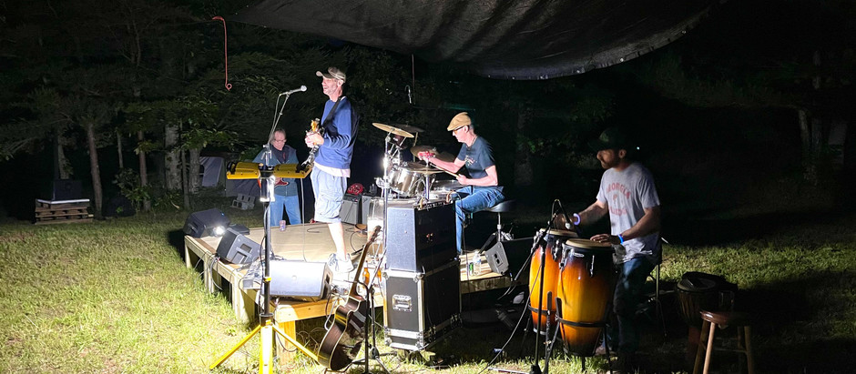 FOOTHILLS FARM invites YOU to our LIVE MUSIC EVENT on Sat*June 19th       NEIGHBORHOOD  JAM! ! !