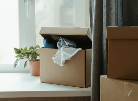 What To Do When A Tenant Leaves Belongings Behind?