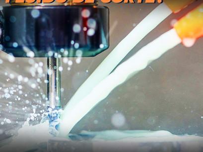 O que são fluidos de corte e para que servem na Usinagem???