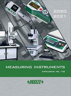 Catálogo Insize, paquímetro