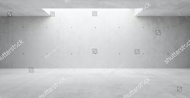 stock-photo-abstract-empty-modern-concre