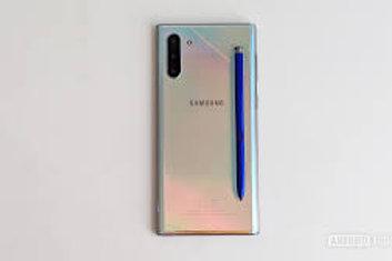 Samsung Note 10 Plus Back GlassRepair