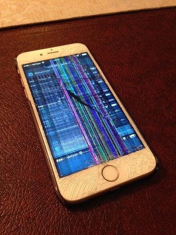 iPhone screen or Parts Repair
