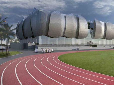 Design for the Third Phase of Sohar    University Campus