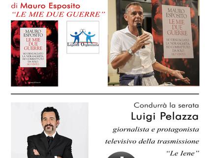 """""""LE MIE GUERRE"""" di Mauro Esposito"""