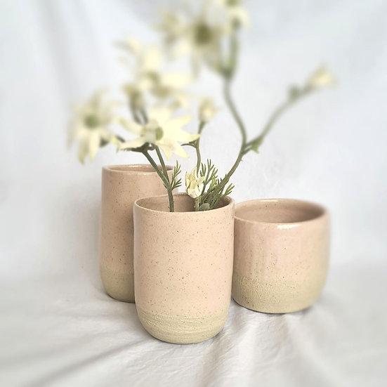 Pink Quartz Vase #2
