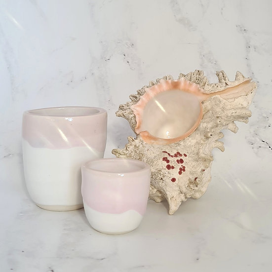 Rare Earth Vases & Votives From