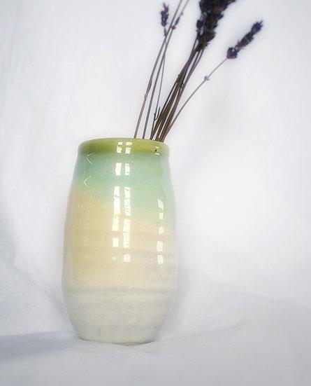 Green Onyx Bud Vase #1