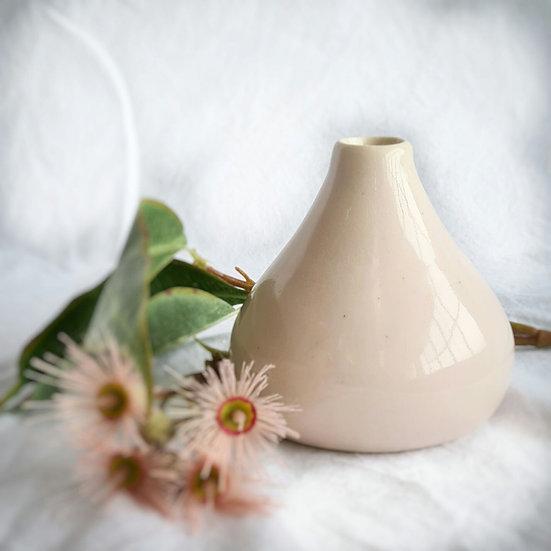 Rose Quartz Bud Vase #2
