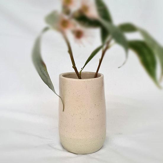 Pink Quartz Vase #1