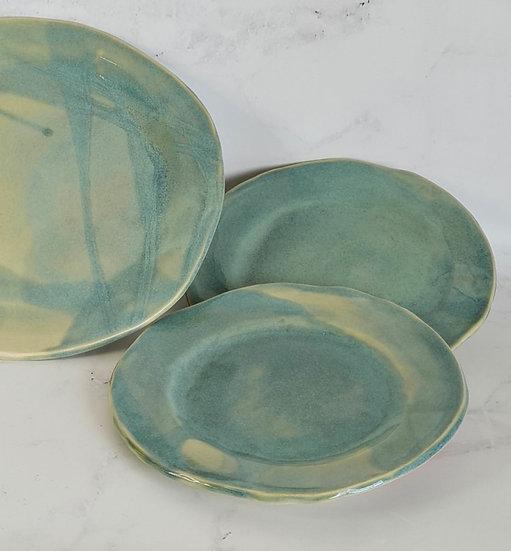 Menorca Entree Plate