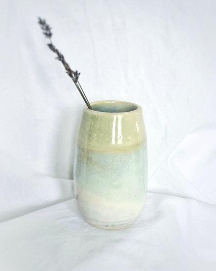 Green Onyx Bud Vase #3