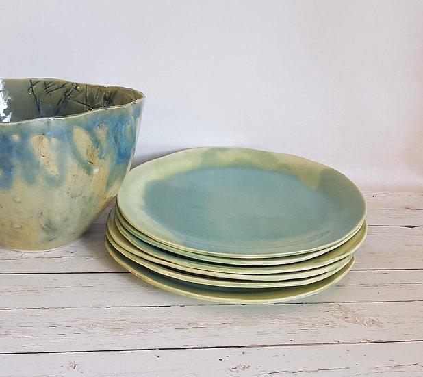 Menorca Dinner Plates