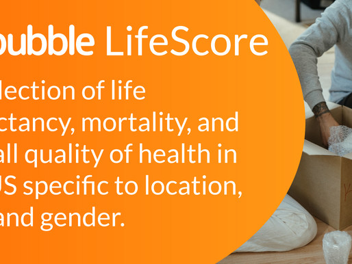 LifeScore - How location matters for Life and Health
