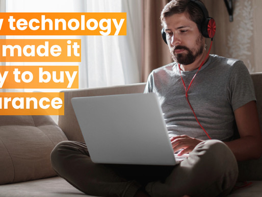 How technology has made it easy to buy insurance
