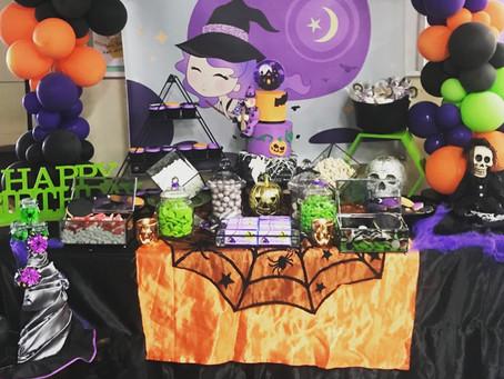 A Spooktakular Party