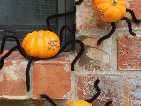Party Mamma's Top 10 Hairy Halloween Ideas