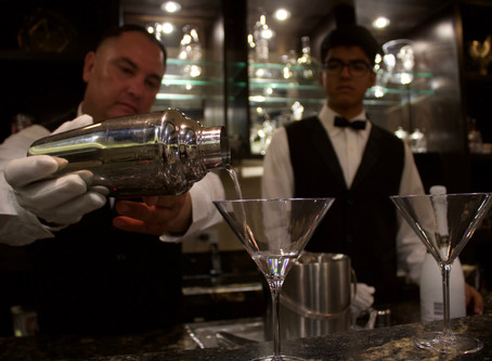 Perfecting Cocktails, Delighting All Senses.